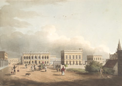 The Old Court House, Calcutta